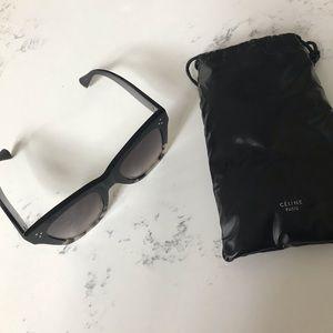 Celine sunglasses worn a few times!
